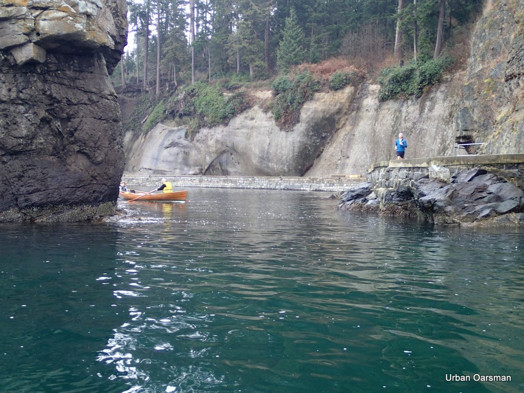 Siwash Rock Circumnavigation