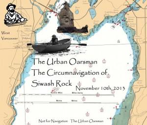 Siwash Rock Circumnavigation