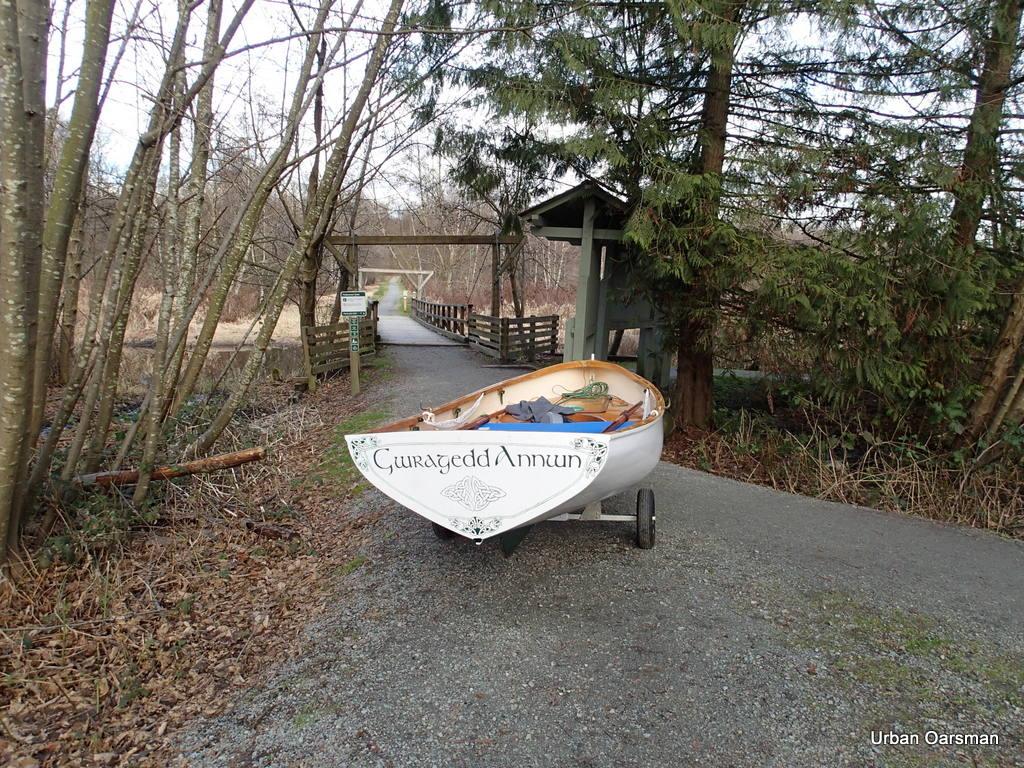 The Urban Oarsman Returns to Still Creek