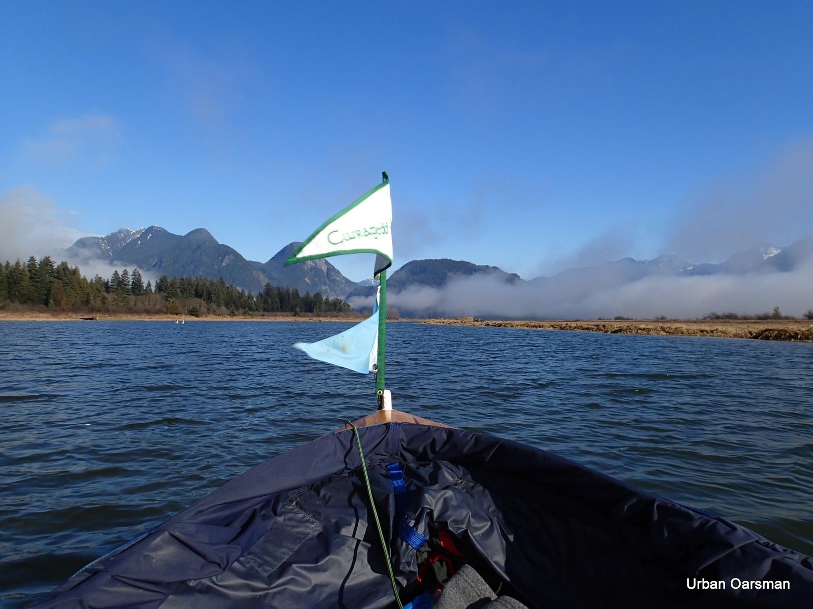 Siwash Island Circumnavigation Row