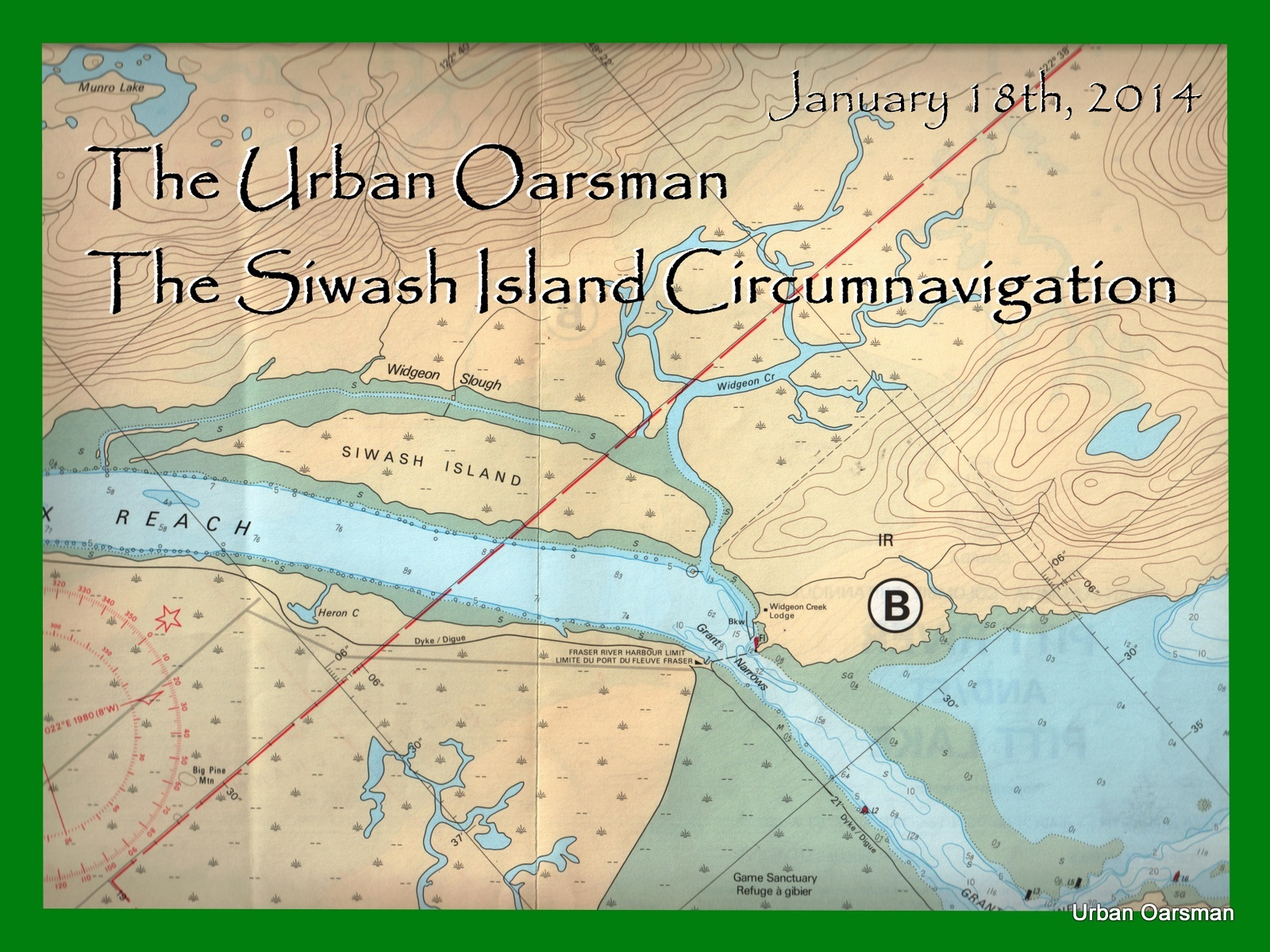 The Urban Oarsman