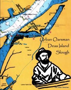 The Urban Oarsman Rows Deas Island Solugh