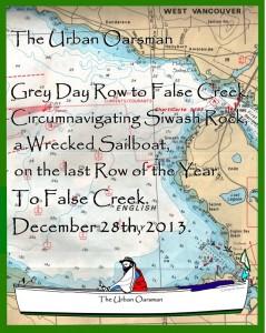 December 28th row to False Creek