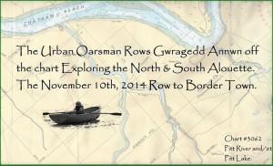 The Urban Oarsman Explores the Alouette River