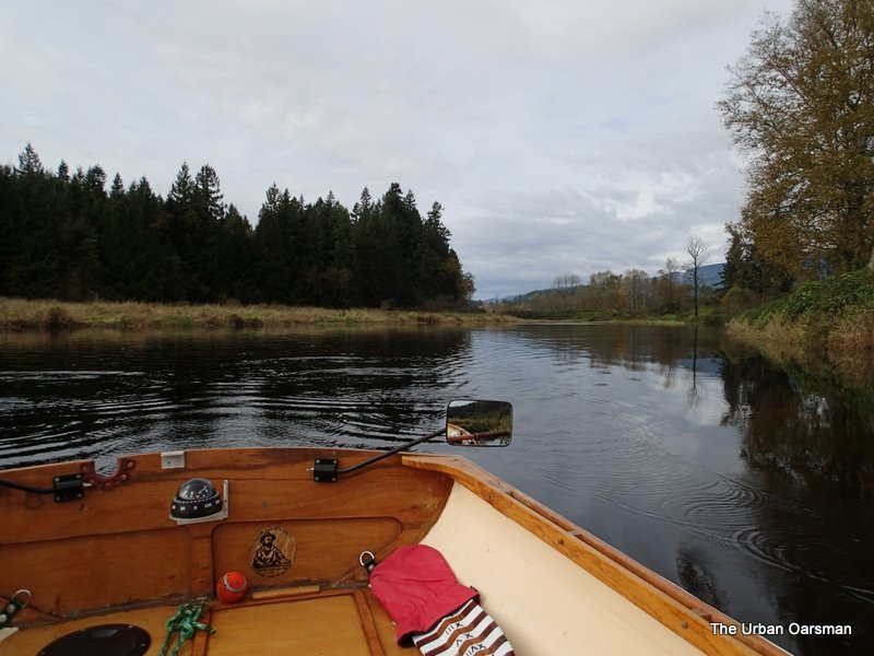 North Alouette River Row