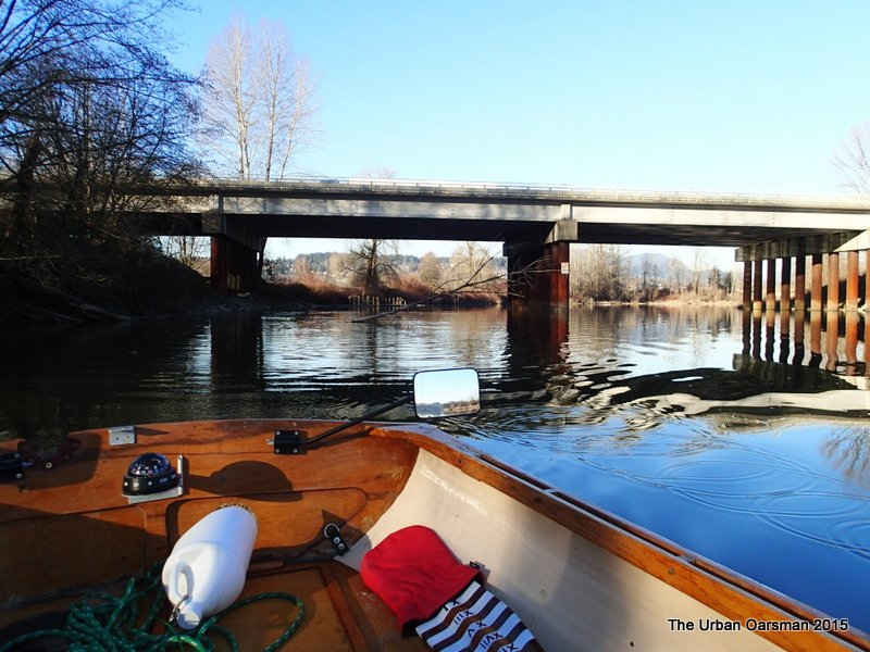 Coquitlam River Row