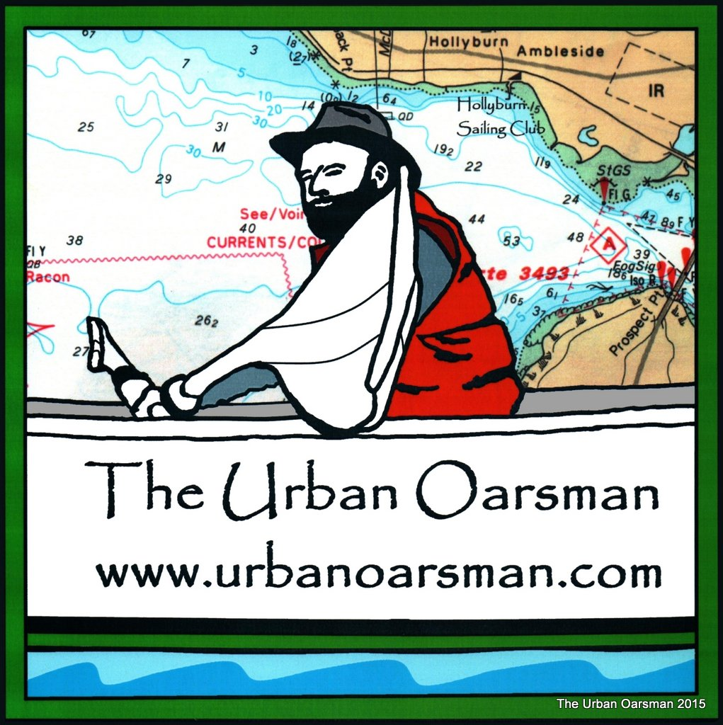 The Urban Oarsman first Row of 2015