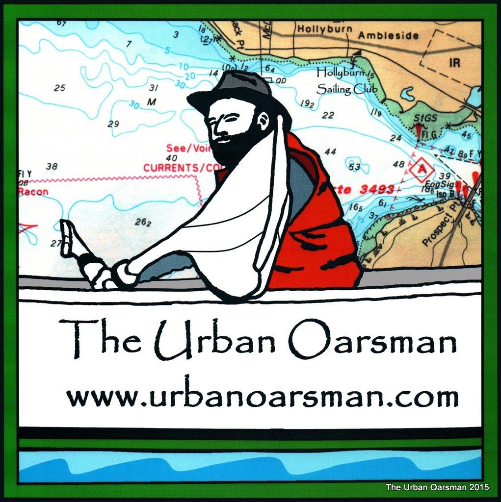 The Urban Oarsman first Row of 2015