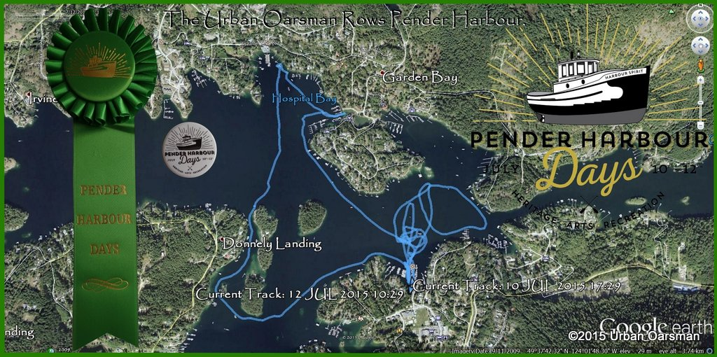 Pender Harbour Days gps4