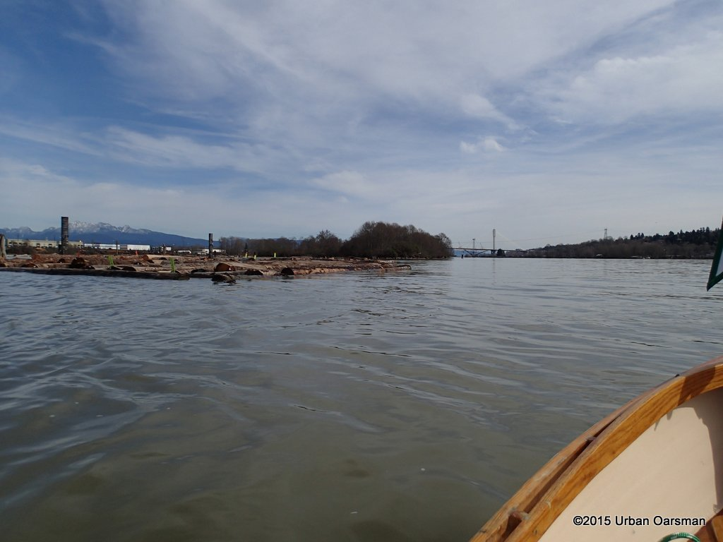 Sapperton Channel Row