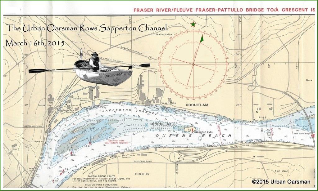 Sapperton Channel Row