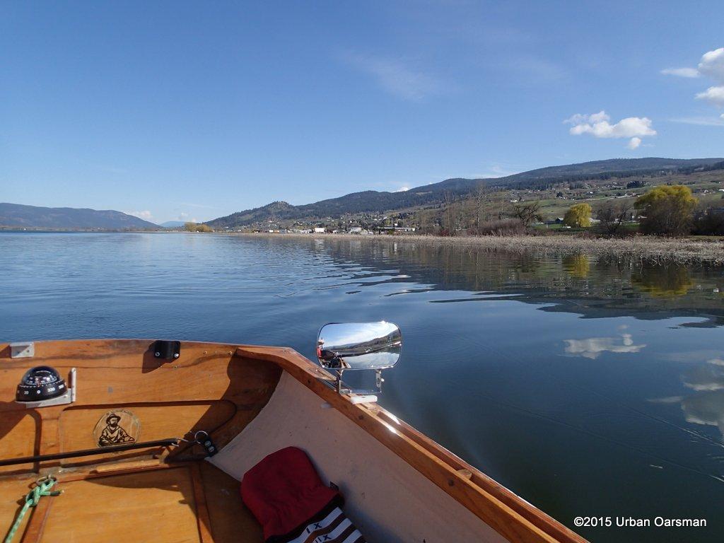 Swan Lake Row