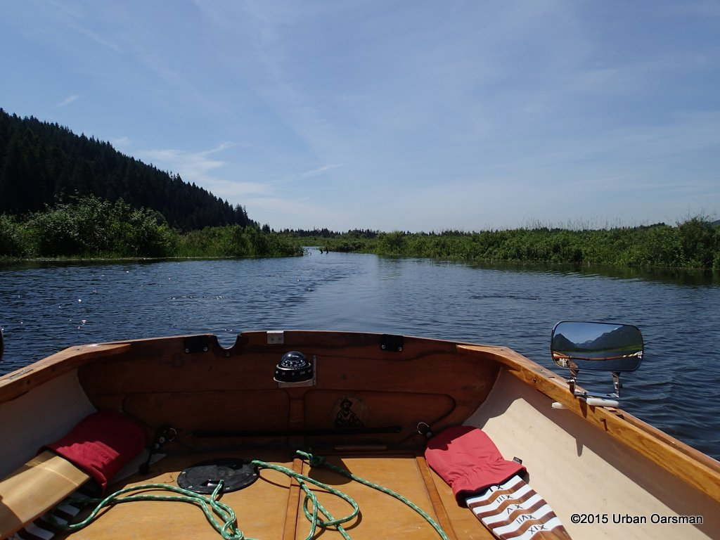 Widgeon Creek Highest Water yet