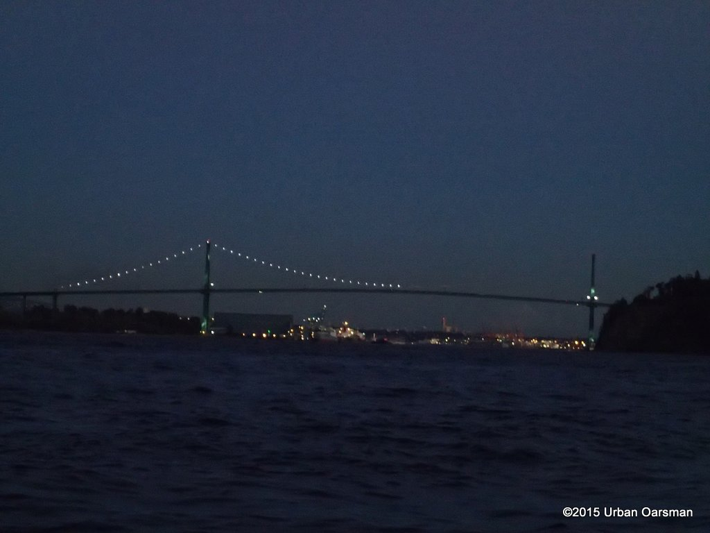 2015 Blood Moon Eclipse Row
